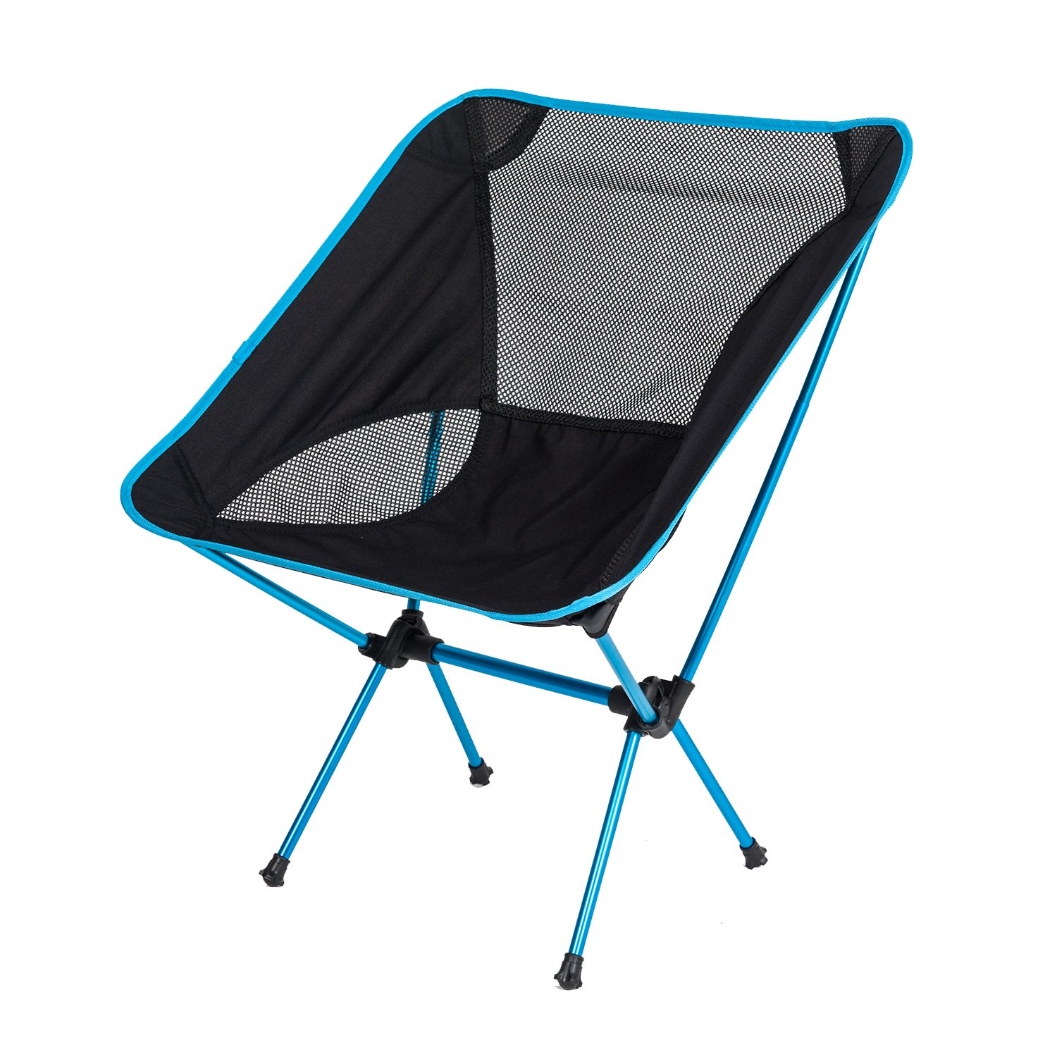 Lightweight camping chairs - Amazon Com Camp Solutions Ultralight Portable Folding Camping Backpacking Chairs With Carry Bag Sports Outdoors
