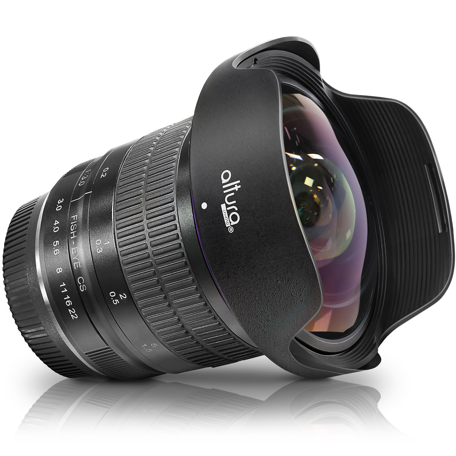 2. Altura Photo Fisheye Lens