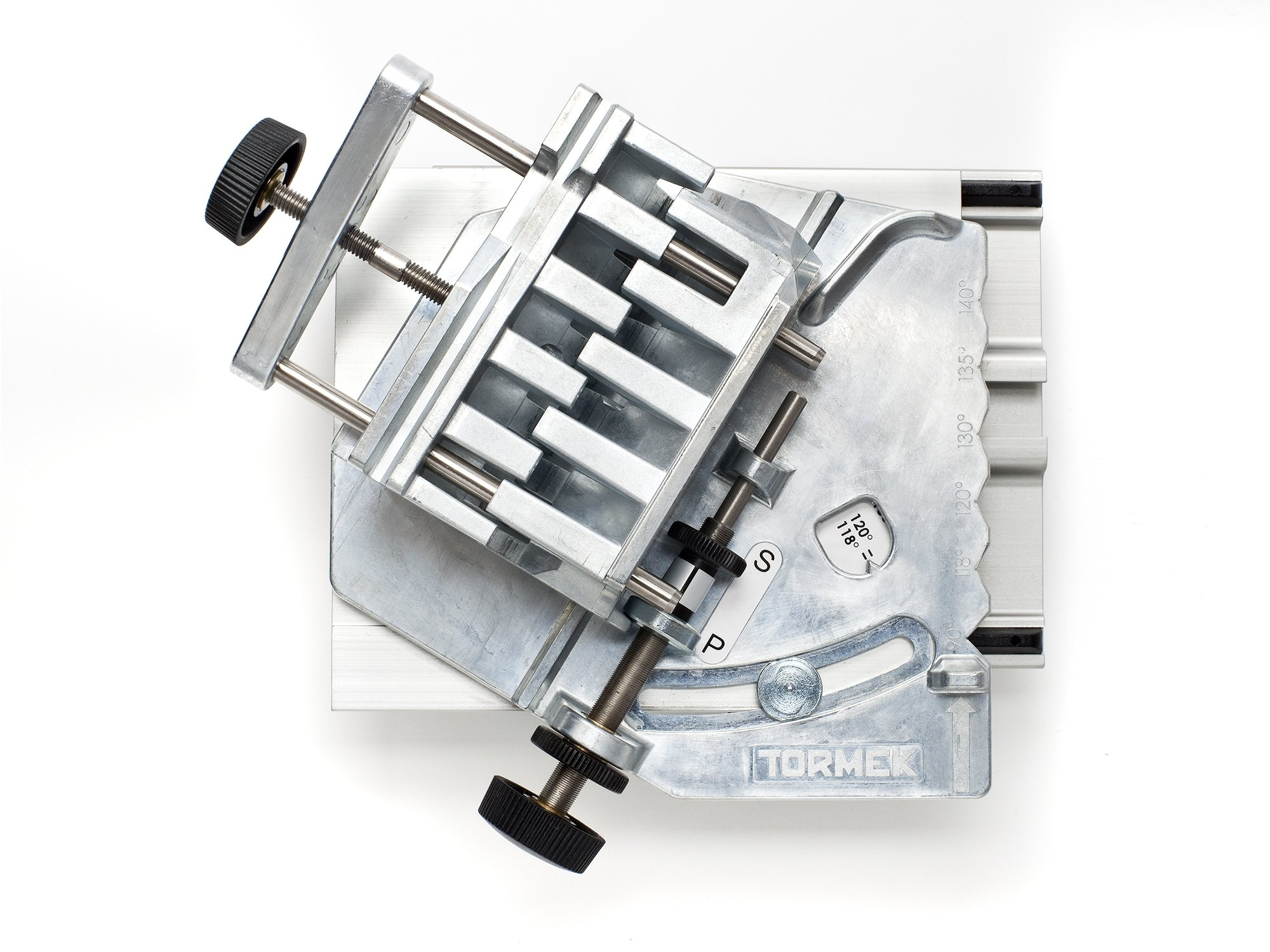 Drill Bit Sharpener Tormek DBS-22 - The Drill Bit Sharpening Jig Attachment For Tormek Water-Cooled Sharpening Systems.
