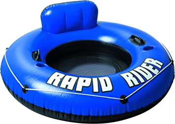 Amazon.com: Bestway Rapid Rider - Tubo inflable para río ...