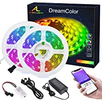 Dreamcolor Tira LED con Bluetooth APP, ALED LIGHT