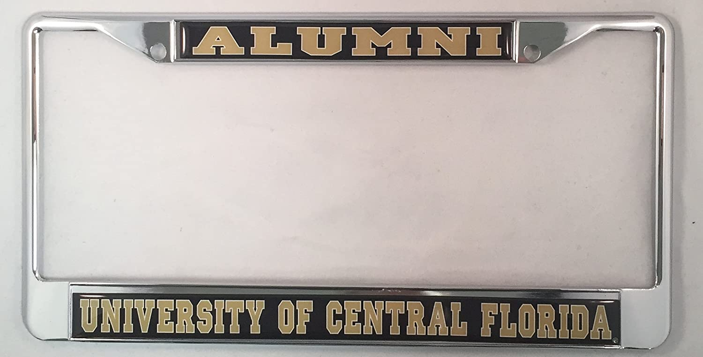 University of Central Florida Alumni License Plate Frame Desert Cactus