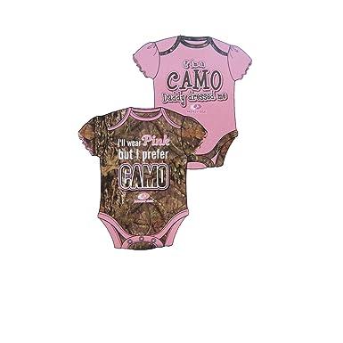 Amazon.com: Mossy - Body de roble para bebé, 2 unidades ...