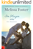 Im Herzen eins: Treat Braden (Die Bradens in Weston, CO 1) (German Edition)