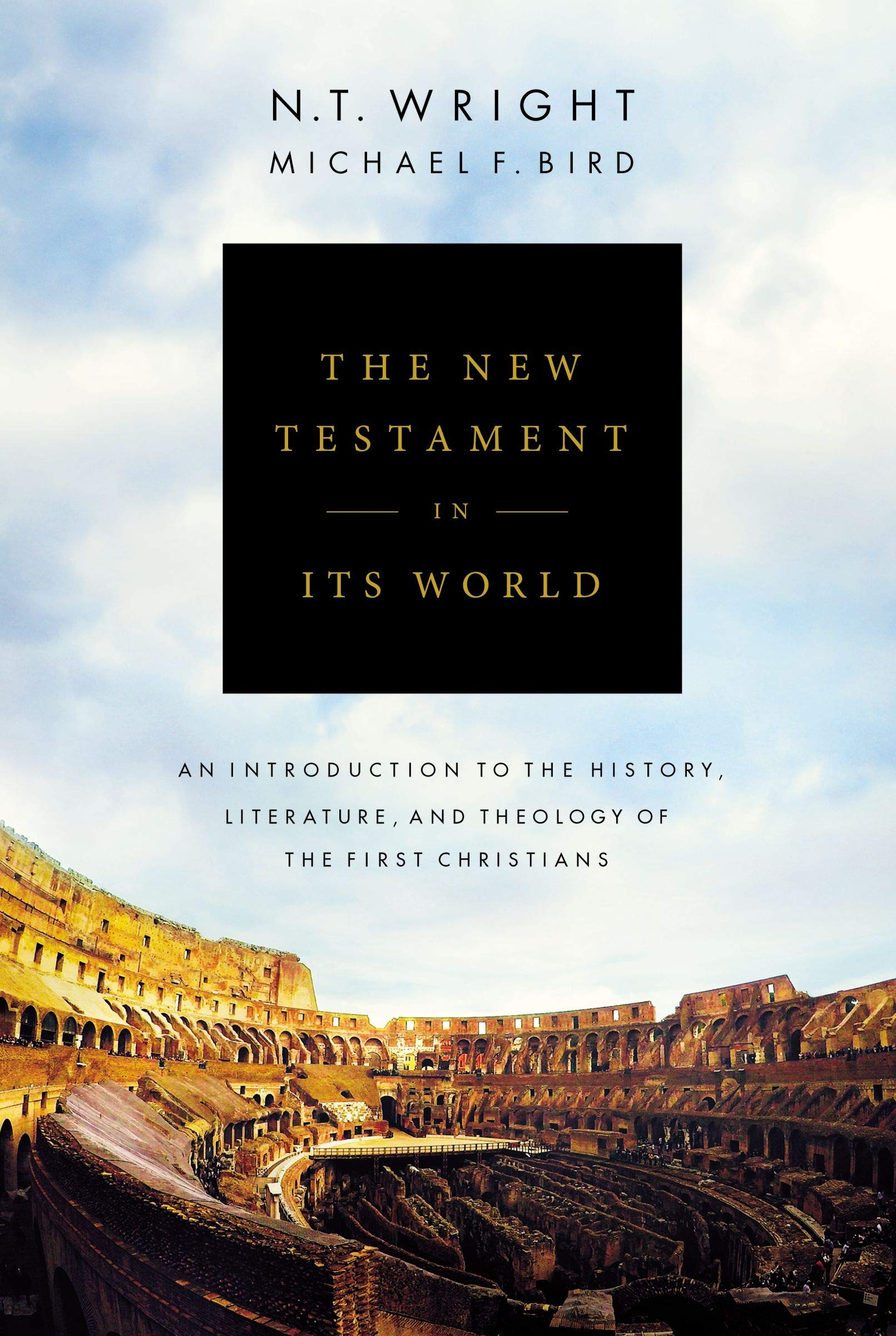 Image result for nt wright book, the new testament and its world
