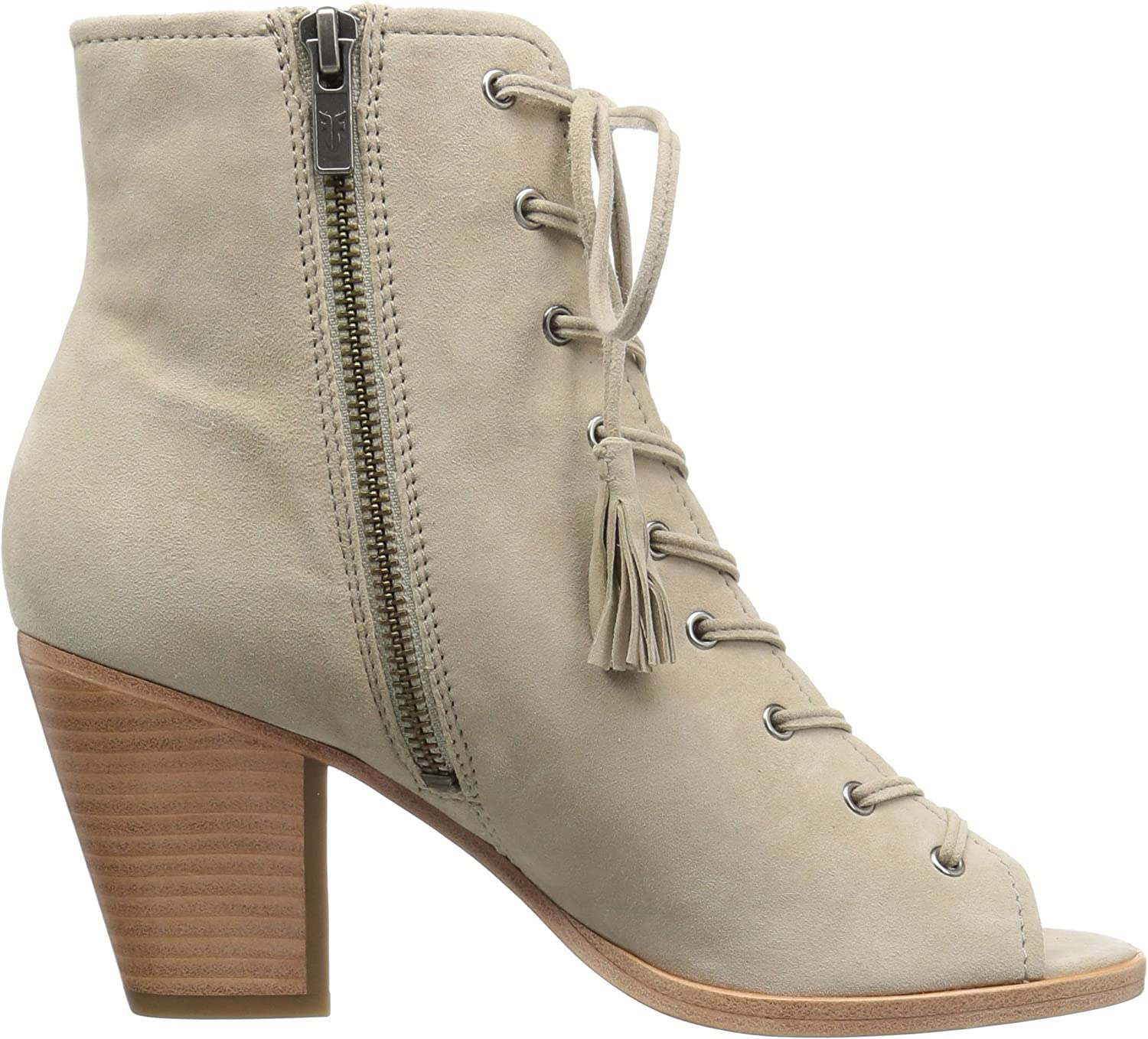 FRYE Womens Dani Whipstitch Lace Boot