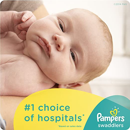 Amazon.com: Pampers Swaddlers Disposable Diapers Size 6, 50 Count, SUPER: Health & Personal Care