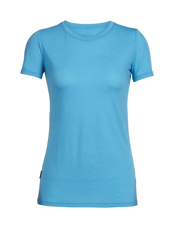 Capri Icebreaker Women's Tech Lite Short Sleeve Crewe Neck TShirt