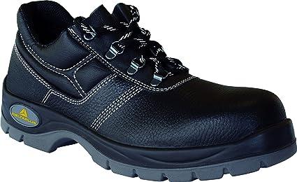 Delta plus calzado - Juego zapato piel jet2-s1p negro talla ...