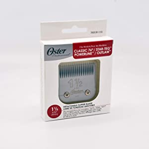 Oster Replacement Blade For Classic 76 Clipper Size 1-1/2 5/32 CL-76918116