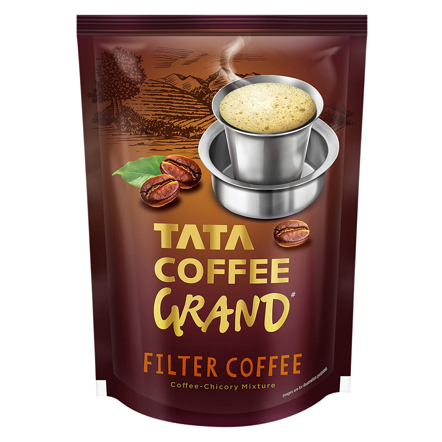 Tata Coffee Grand Filter Coffee, 500g