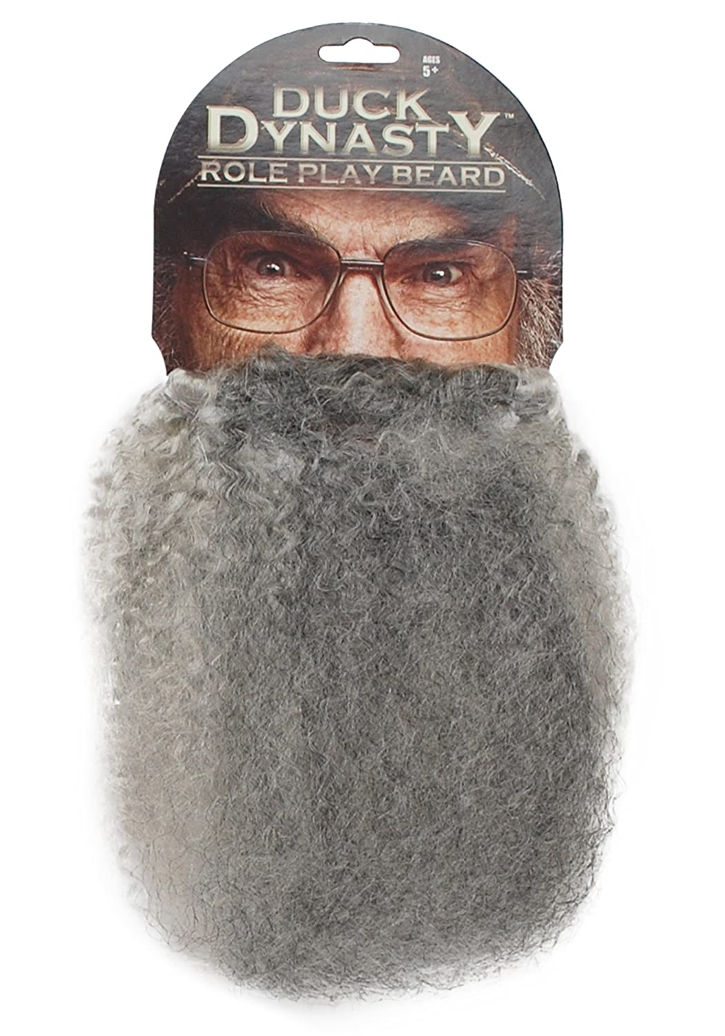 sc 1 st  Amazon.com & Amazon.com: Duck Dynasty Role Play Beard - Si: Toys u0026 Games