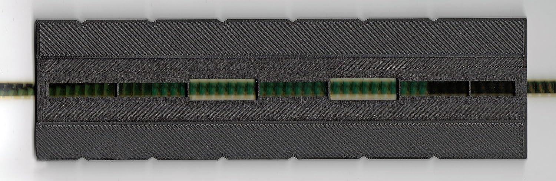 8 MM Film Holder Compatible w/Plustek Opticfilm Scanners