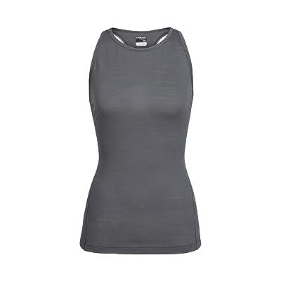 Icebreaker Merino Women's Zeal Tank, Merino Wool: Clothing