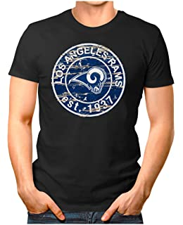 d0a397bc New Era St. Louis Rams T-Shirt: Amazon.co.uk: Sports & Outdoors