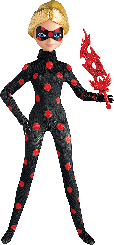 Bandai/ 39747 Miraculous Ladybug/ Adrien/ Ankleidepuppe 26/cm/