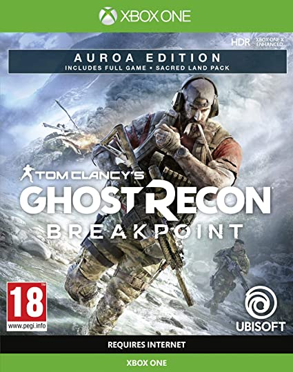 Ghost Recon Breakpoint Auroa Edition Amazon In Video Games