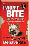 Mikki Muselière de dressage pour chien Taille 0