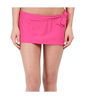 5e12750a84f2a Amazon.com: TB Tommy Bahama Womens Pearl Skirted Hipster Swimsuit Bottom:  Clothing