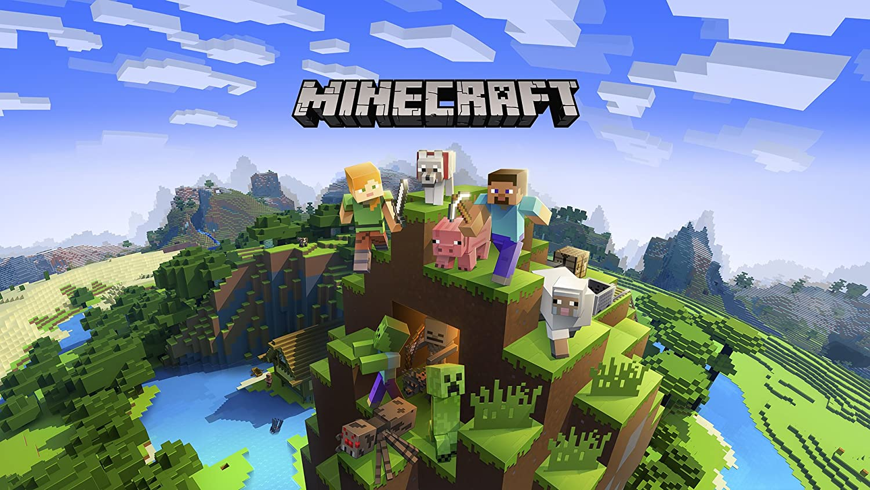Amazon.com: Minecraft - Nintendo Switch [Digital Code]: Video Games