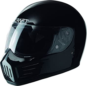 Amazon.es: Craft RX6 casco brillante negro 55 – 56 cm