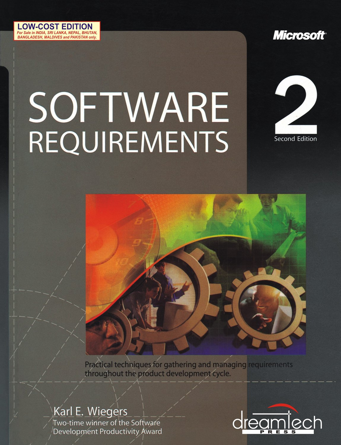 9780735618794: software requirements 2 abebooks karl wiegers.
