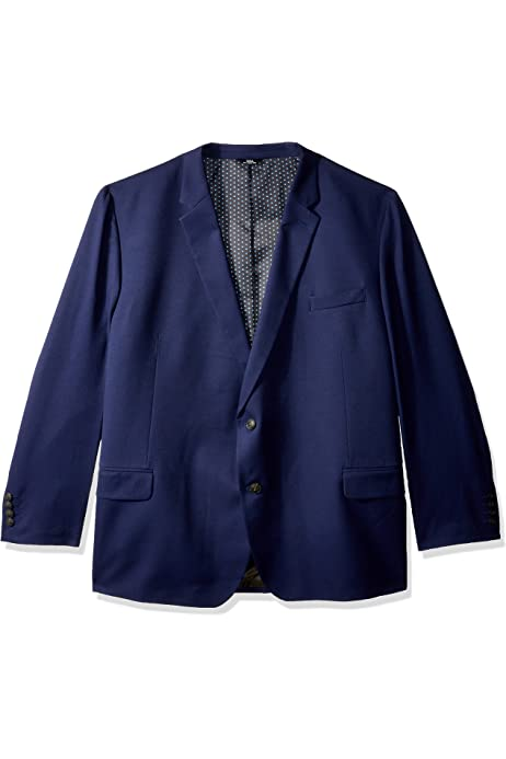 Haggar Mens Big and Tall B/&t Active Series Stretch Classic Fit Suit Separate Coat
