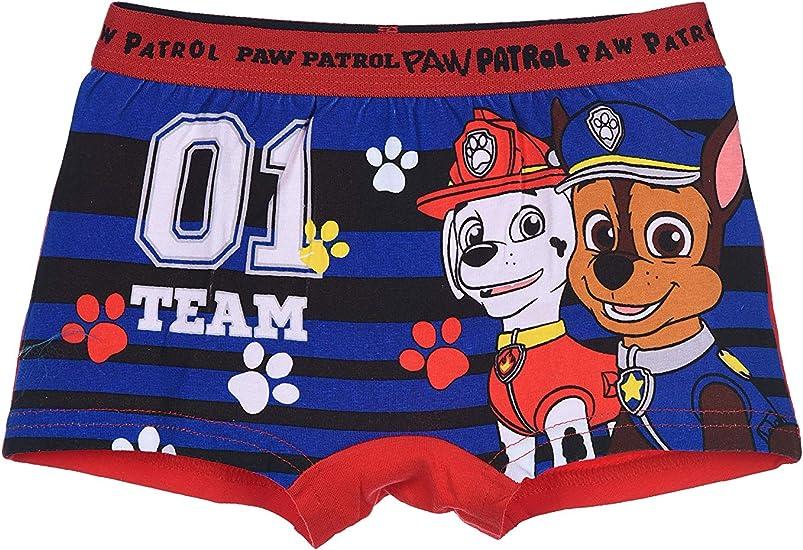 Boxershorts Jungen 3er Pack Kinder Unterhose Unterw/äsche Paw Patrol