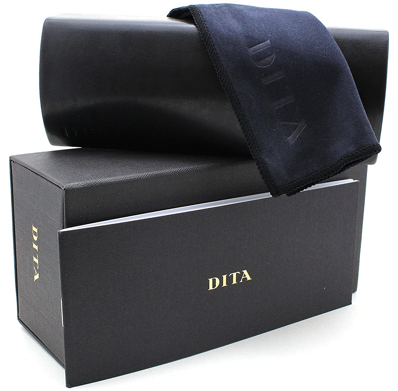 7ba73ea72b40 Amazon.com  Dita Grandmaster Four DRX-2060-A-BLK-GLD-58 Sunglasses  Clothing
