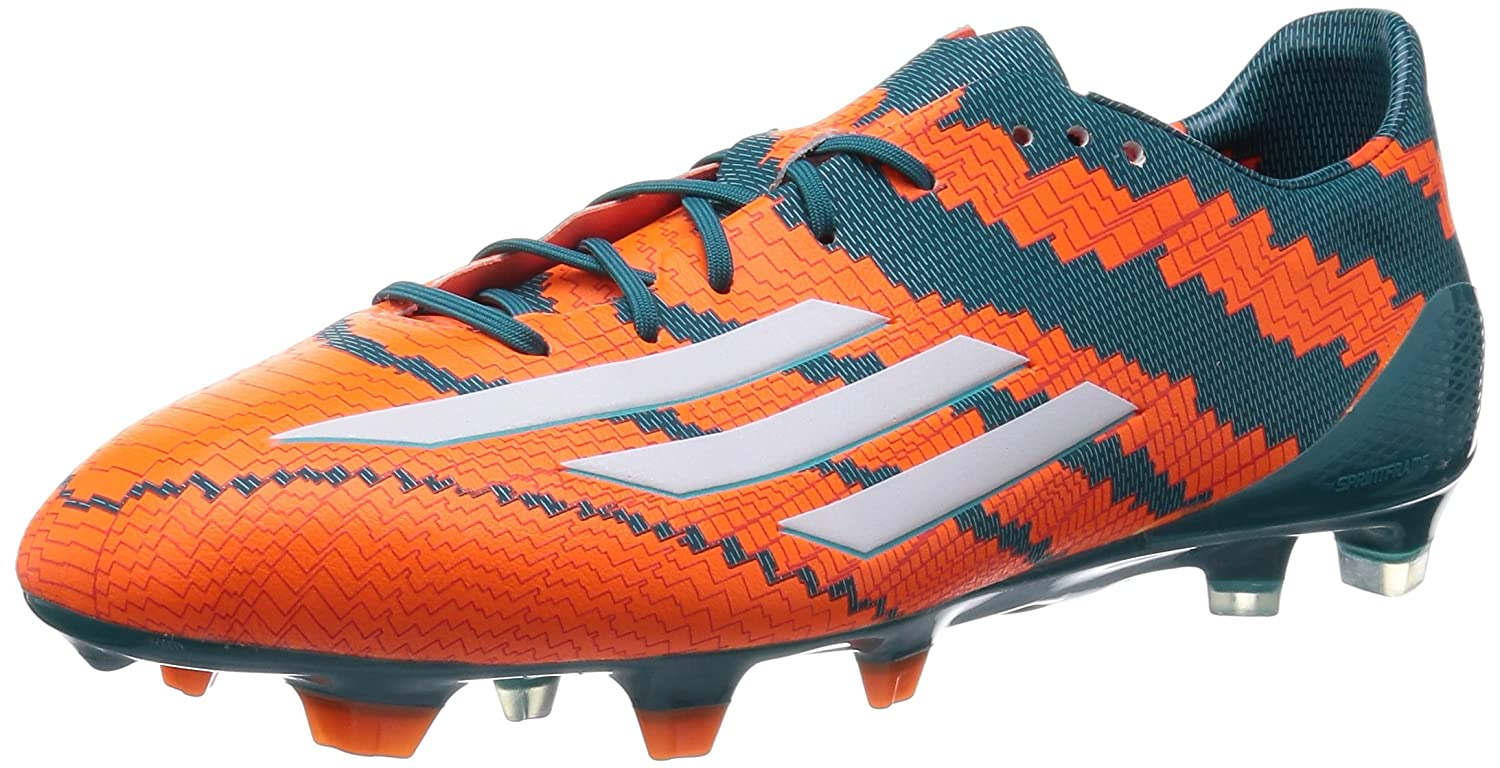 adidas Messi 10.1 FG Mens Football Boots B00OH5JTGA 10.5 D(M) US|Orange