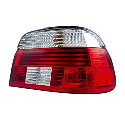 HELLA H24272001 BMW 5 Series E39 Passenger Side Replacement Tail Light Assembly: Automotive