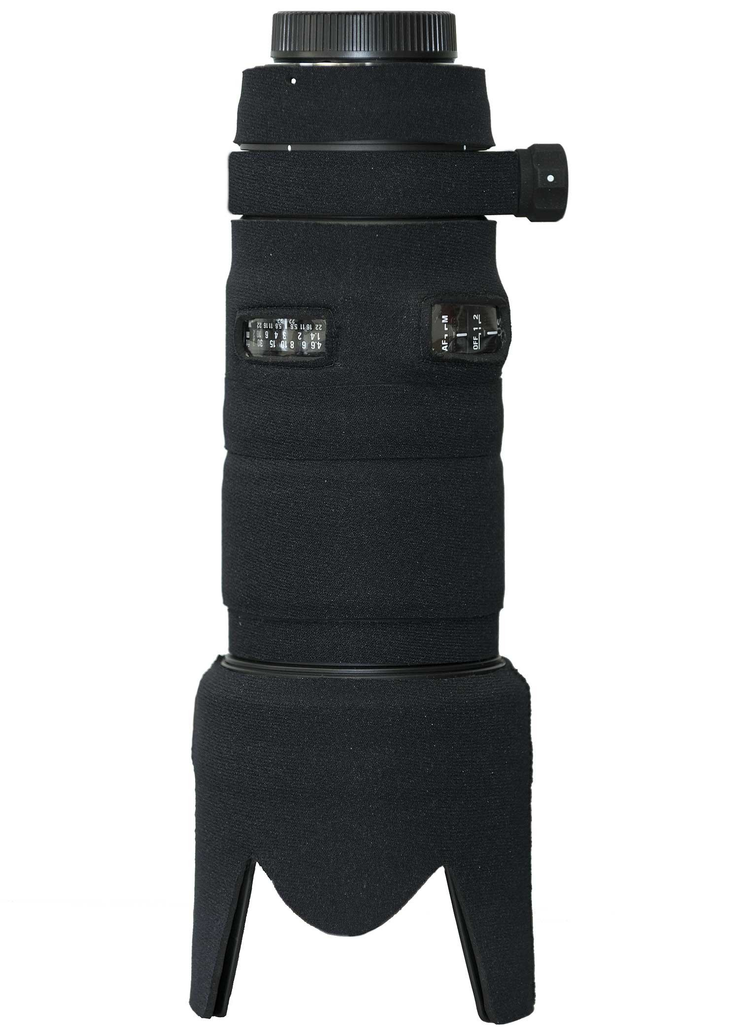 LensCoat LCS70200OSBK Sigma 70-200 2.8 DG OS Lens Cover (Black)