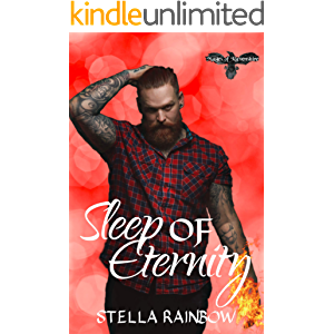 Sleep of Eternity: A Paranormal Gay Romance (Mages of Ravenshire Book 2)