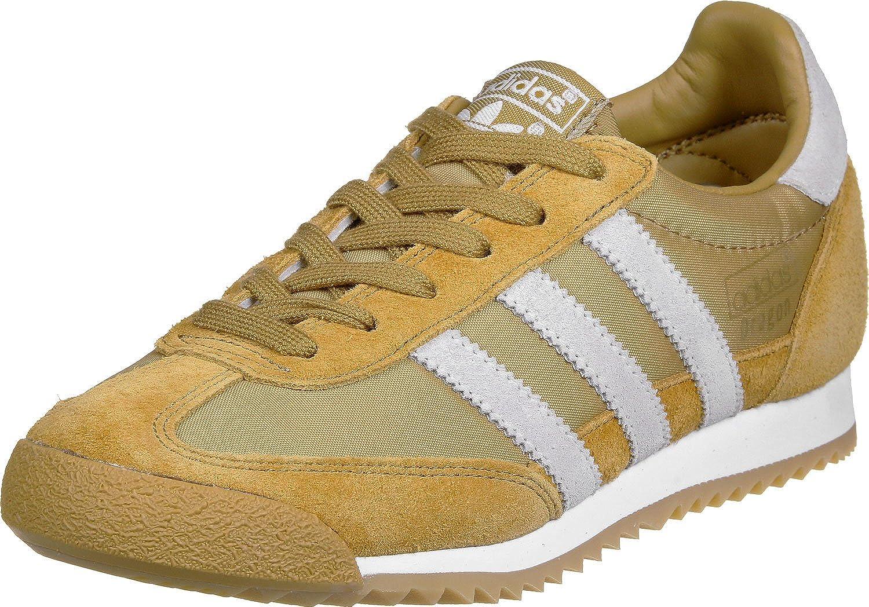 big sale d79e7 a59c8 adidas Uomo Dragon OG Sneaker Marrone, 37 1 3  Amazon.co.uk  Shoes   Bags