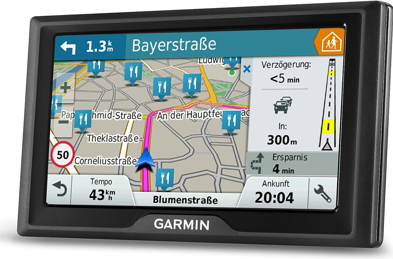 Garmin Drive 60 CE LMT - Navegador GPS con mapas de por Vida y ...