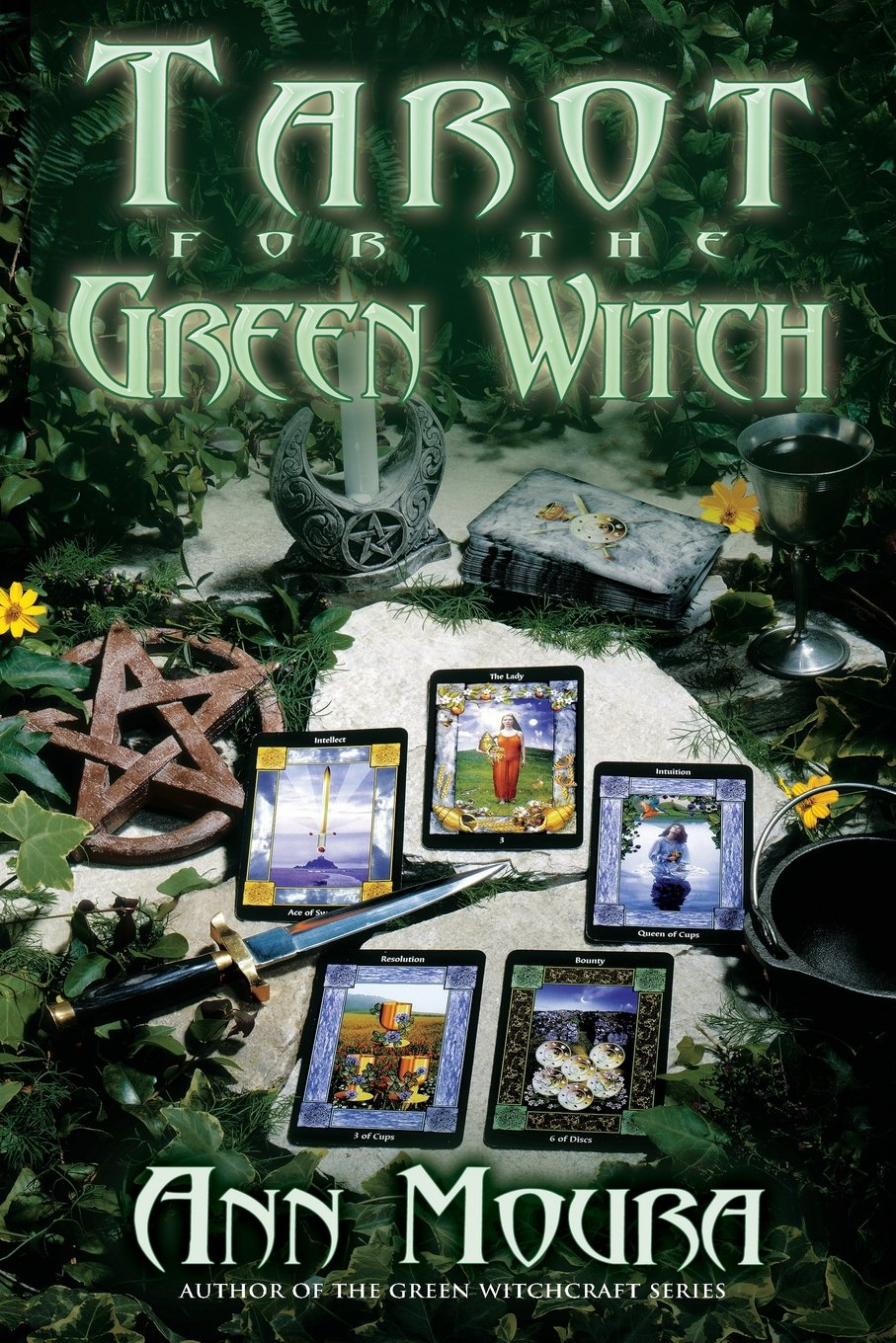 Download Tarot for the Green Witch ebook