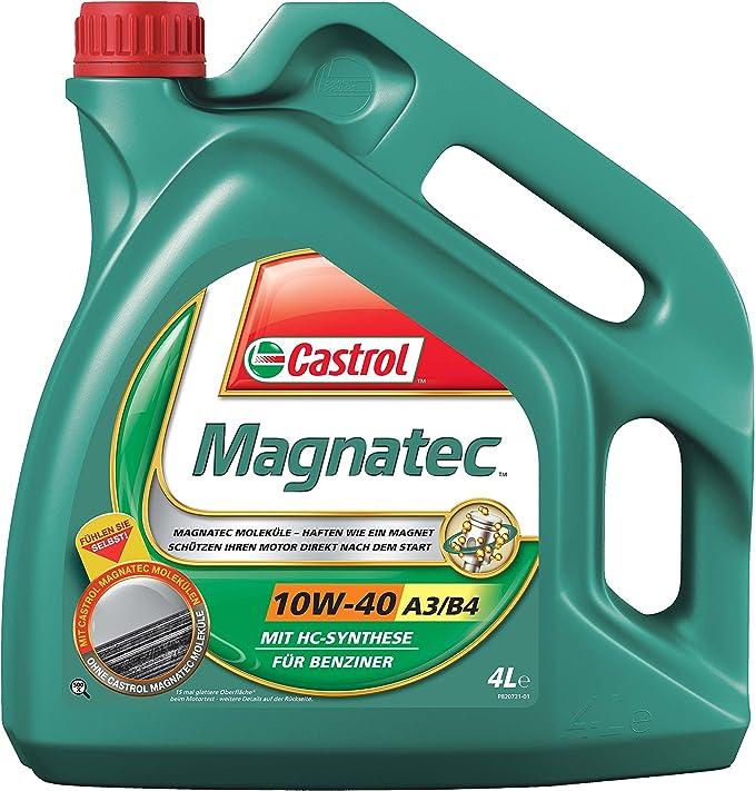 Castrol Magnatec Motorenöl 10w 40 A3 B4 4l Auto