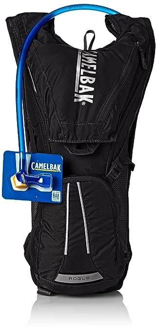 Amazon.com : Camelbak 2016 Rogue Hydration Pack, Black, 70-Ounce ...