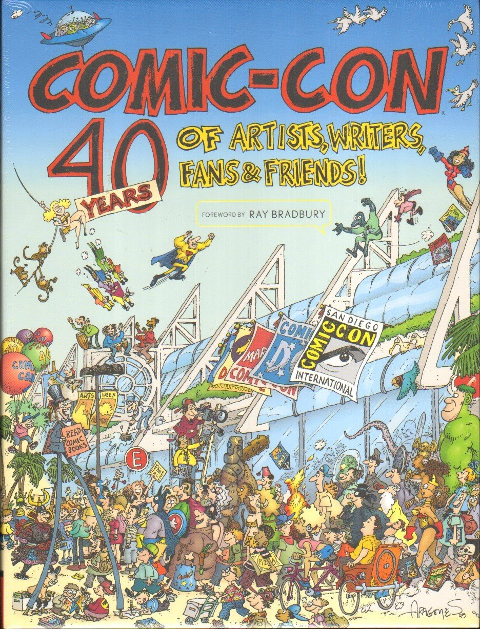 Download Comic-Con 40 Years : *Signed* pdf