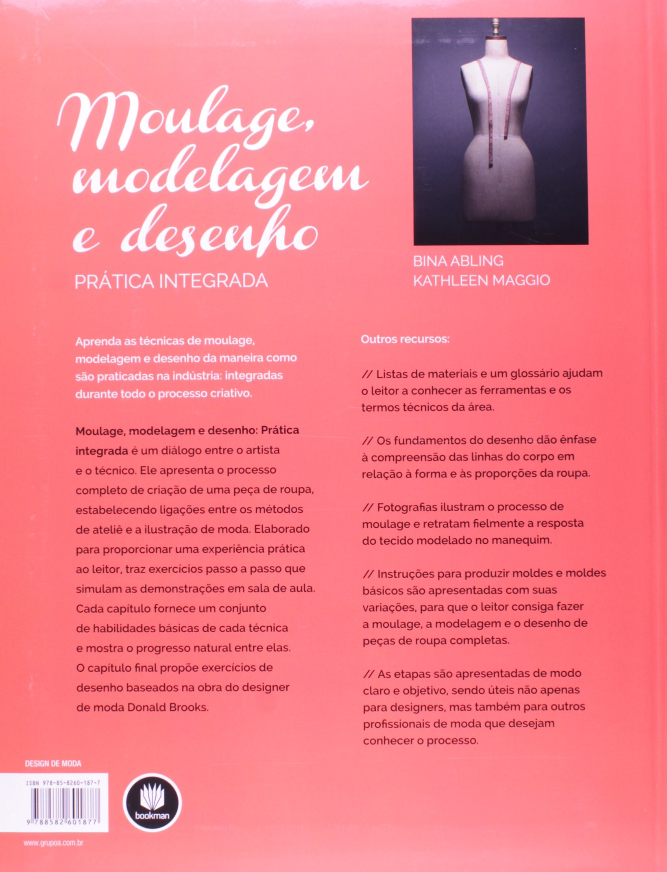 Moulage, Modelagem e Desenho (Em Portuguese do Brasil): Bina Abling: 9788582601877: Amazon.com: Books
