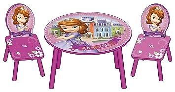 Table2 Petite Sofia Chaises 088324 Bois Princesse La Arditex Ensemble En 6mIbfY7gyv