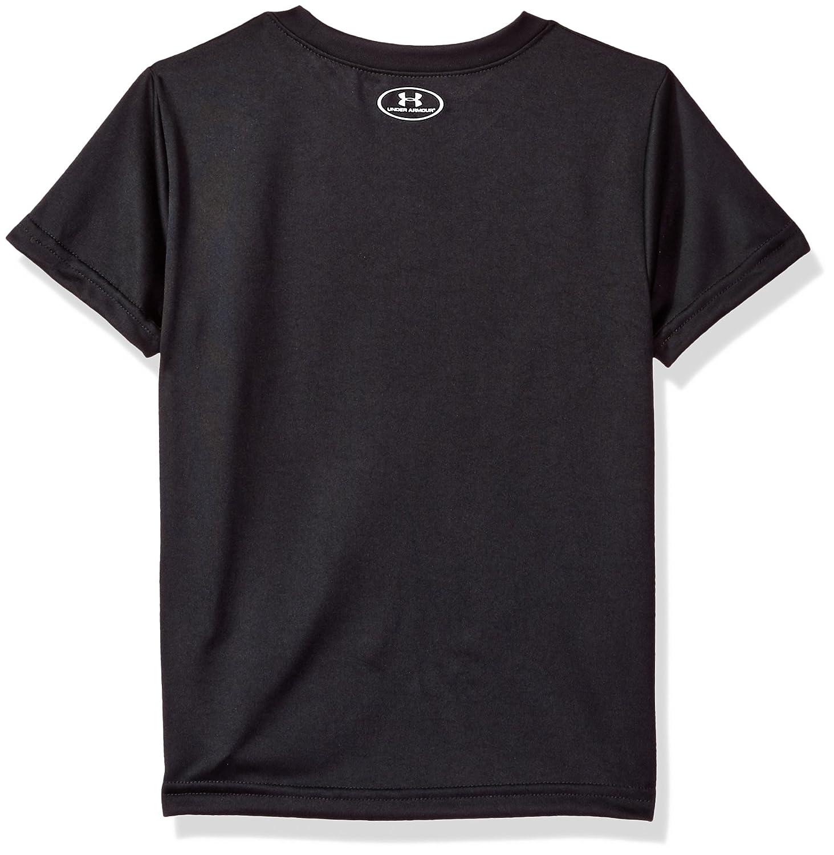 Under Armour Boys Little Big Logo Short Sleeve Tee Shirt