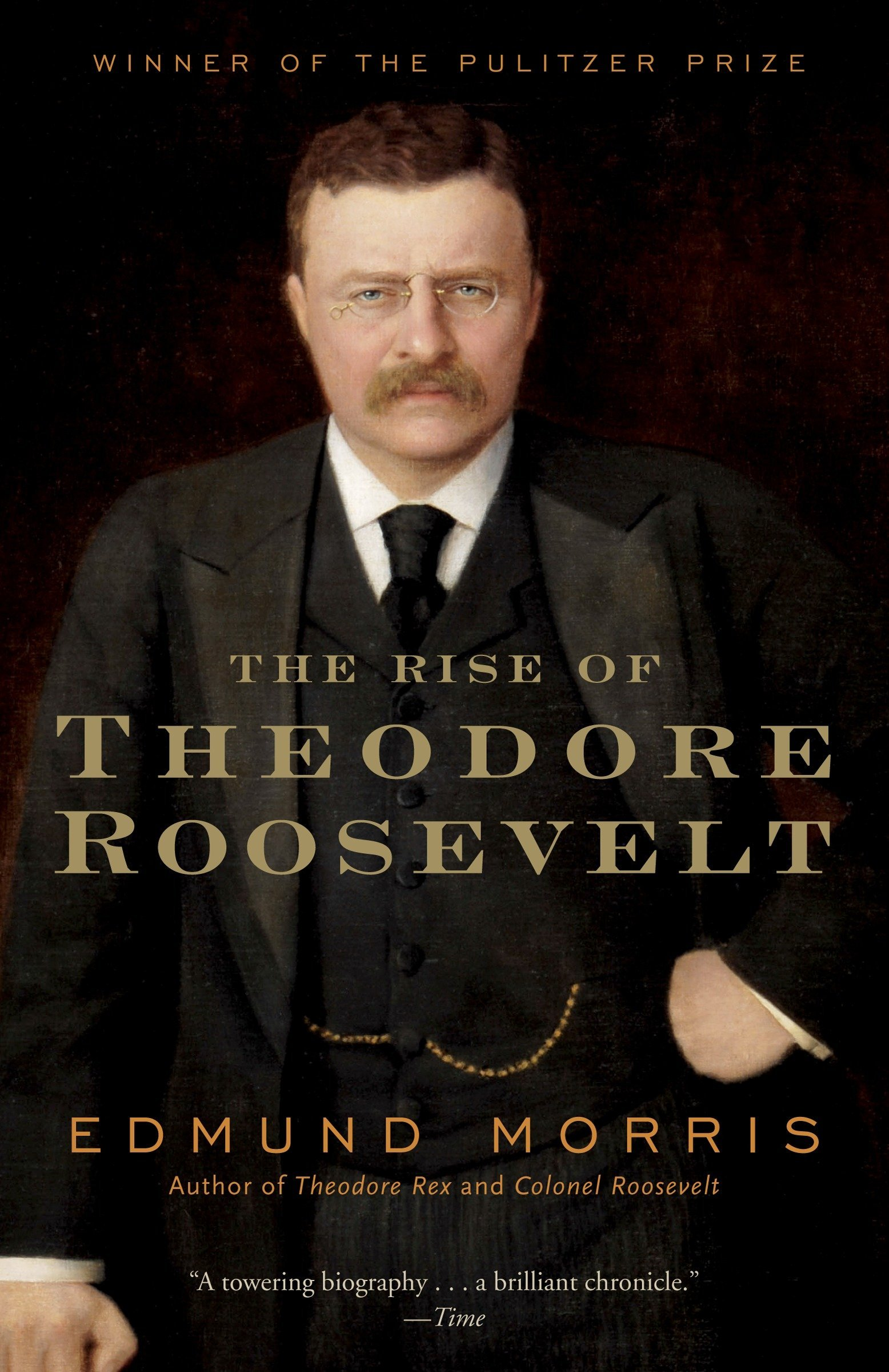 Amazon.com: The Rise of Theodore Roosevelt (Modern Library ...