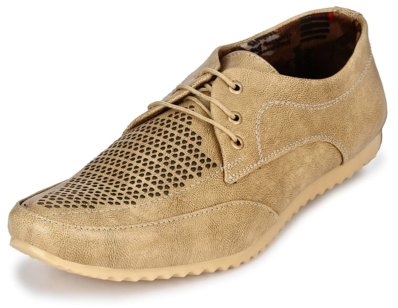 d4feb85b4c07a Afrojack Men s 069 Synthetic Semi Casual Shoes (10