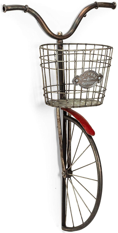 Abbott Collection 27-SUPERCYCLE - Macetero de Pared para Bicicleta ...