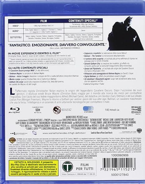 il cavaliere oscuro 1080p tv
