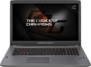 "ASUS ROG Strix GL702VS-RS71 17.3"" 120Hz G-Sync Full HD Gaming Laptop w/ GTX 1070 8GB GDDR5 (Kabylake)"