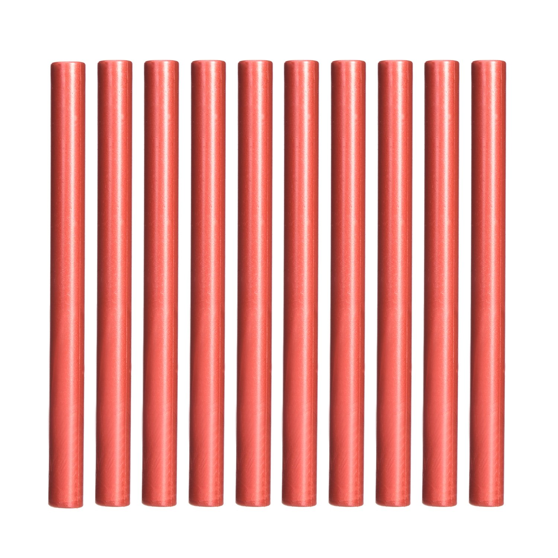 Amazon.com: Shappy 10 Pieces Sealing Wax Sticks Flexible Glue Gun ...