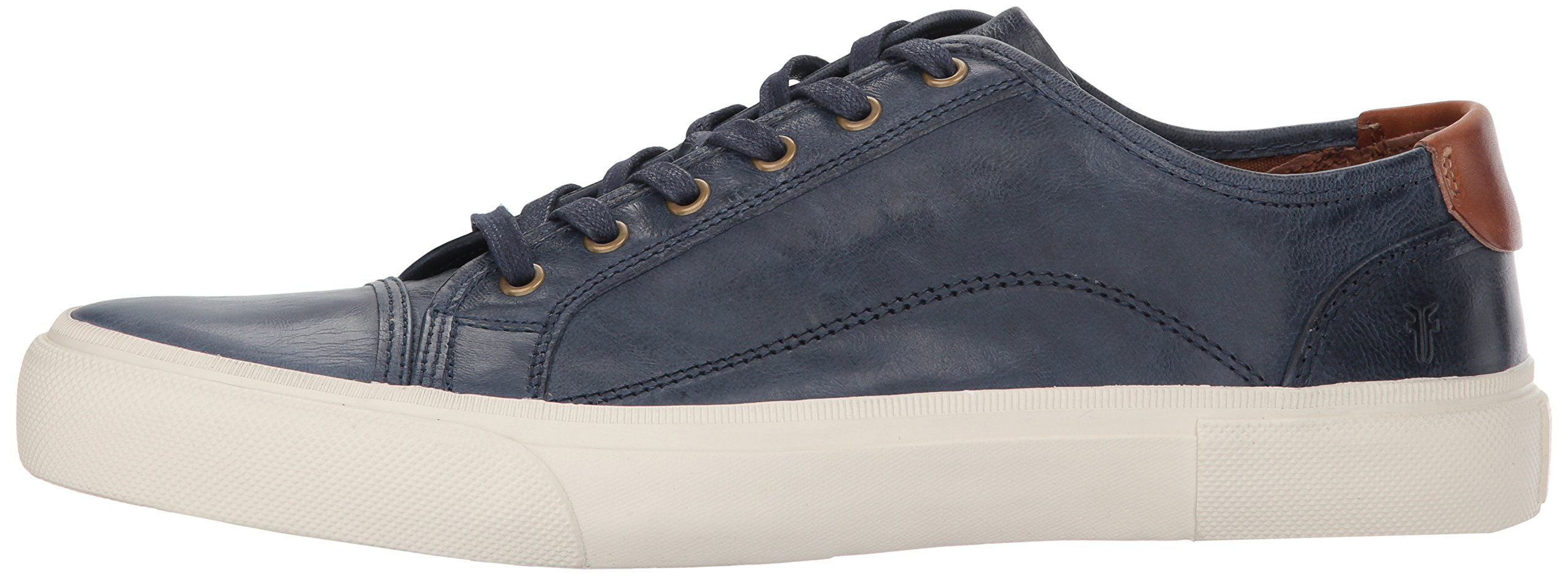 FRYE Men's Ludlow Cap Lowlace Sneaker, Navy, 11 Medium US by FRYE (Image #5)