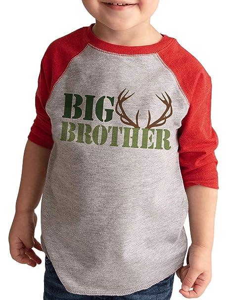 Amazon.com: 7 ate 9 Apparel - Camiseta de béisbol para niño ...